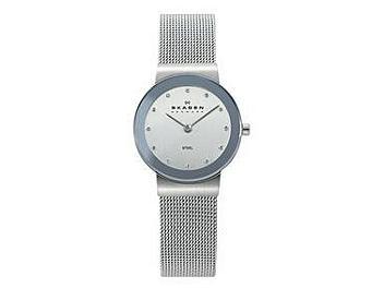 Skagen 358SSSD Steel Ladies Watch
