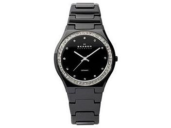 Skagen 813LXBC Ceramic Ladies Watch