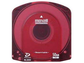 Maxell PD-50DL 50G XDCAM Disc (pack 10 pcs)