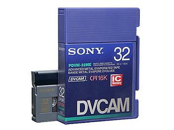 Sony PDVM-32ME/2 DVCAM Cassette (pack 10 pcs)