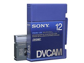 Sony PDVM-12N/3 DVCAM Cassette (pack 10 pcs)