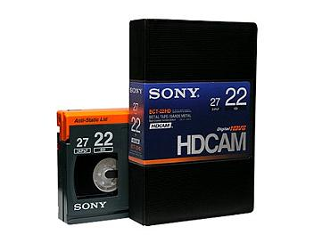 Sony BCT-22HD HDCAM Cassette (pack 10 pcs)
