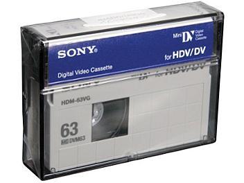 Sony DVM63VG mini-DV Cassette