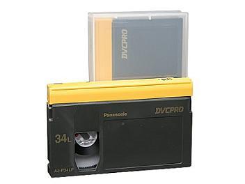 Panasonic AJ-P34L DVCPRO Cassette (pack 10 pcs)