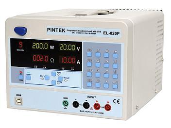 Pintek EL-820P Programmable Electronic Load