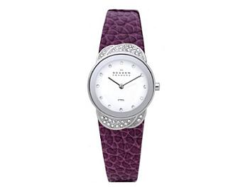 Skagen 818SSLW Steel Ladies Watch