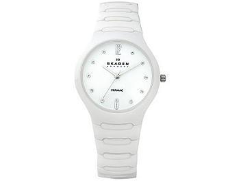 Skagen 817SSXC Ceramic Ladies Watch