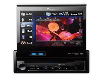 Pioneer AVH-P5250BT 7-inch 1-DIN Bluetooth AV Player