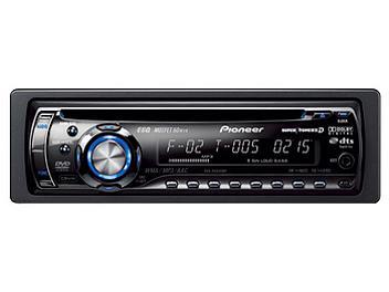 Pioneer DVH-P4050MP DVD Receiver