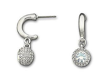 Swarovski 973765 Flirt Pierced Earrings