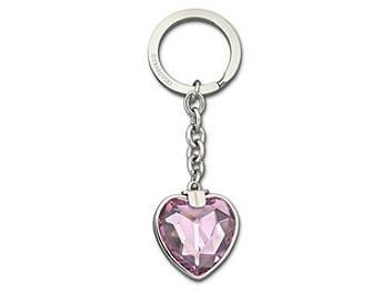 Swarovski 992853 Heart Key Ring