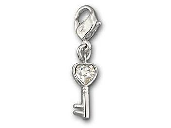 Swarovski 1051172 Key Charm