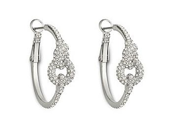 Swarovski 1081920 Nathalie Pierced Earrings