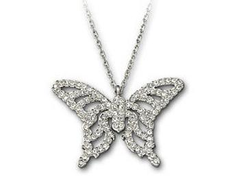 Swarovski 1082378 Nightingale Pendant