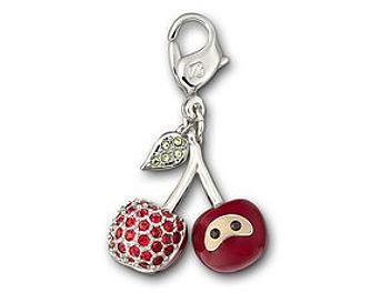 Swarovski 1084419 Cherries Charm