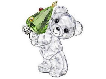 Swarovski 1091815 Christmas Kris Bear