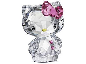 Swarovski 1096877 Hello Kitty Pink Bow