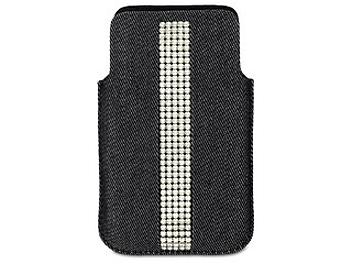 Swarovski 1086580 News Denim iPhone 3 Case