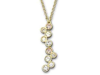 Swarovski 1106368 Fidelity Silk Necklace