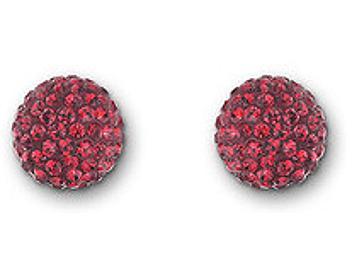 Swarovski 1106425 Pop Red Pierced Earrings