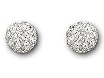 Swarovski 1730583 Emma Pierced Earrings
