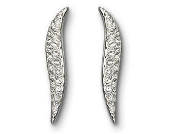 Swarovski 1808494 Aline Pierced Earrings