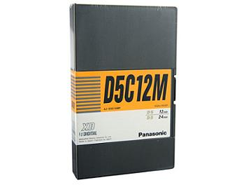 Panasonic AJ-D5C12M Digital Cassette (pack 10 pcs)