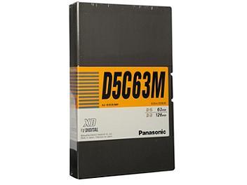 Panasonic AJ-D5C63M Digital Cassette (pack 10 pcs)