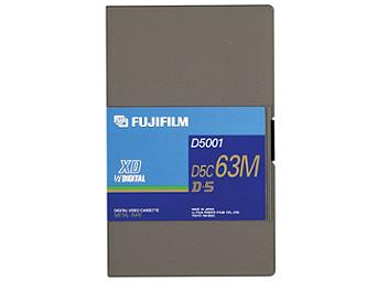 Fujifilm D5001-M63 D-5 Format Digital Cassette (pack 10 pcs)