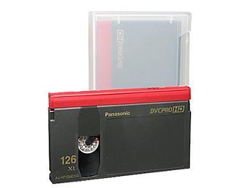 Panasonic AJ-HP126EXG DVCPRO Cassette (pack 10 pcs)