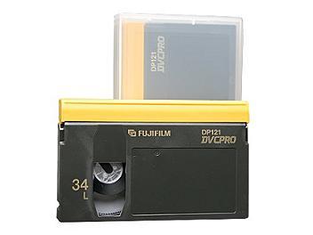 Fujifilm DP121-34L DVCPRO Cassette (pack 10 pcs)