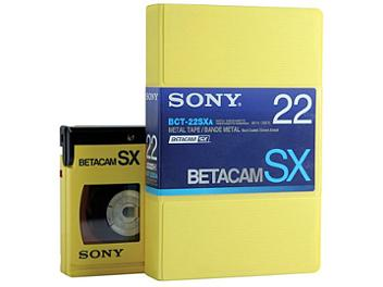 Sony BCT-22SXA Betacam SX Cassette (pack 10 pcs)
