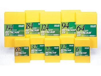Maxell B-32SX Betacam SX Cassette (pack 10 pcs)