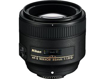 Nikon 85mm F1.8G AF-S Nikkor Lens