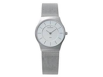 Skagen 233SSS Slim Steel Ladies Watch