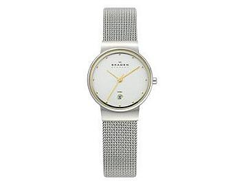 Skagen 355SGSC Steel Ladies Watch