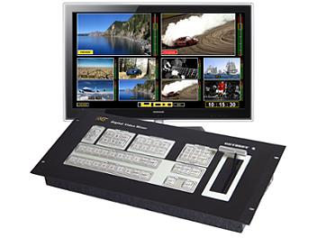 VideoSolutions ODYSSEY 4S SD-SDI and CVBS Video Mixer PAL