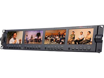 Datavideo TLM-434H 4 x 4.3-inch LCD Monitor Bank