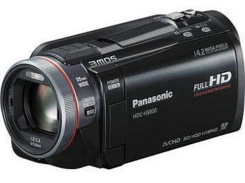 Panasonic HDC-HS900K HD Camcorder PAL