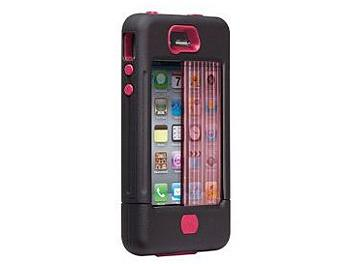 Case Mate CM016803 Tank Rugged Case for the Apple iPhone 4 and 4s - Black/Pink