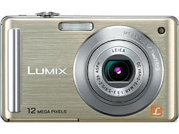 Panasonic Lumix DMC-FS25 Digital Camera - Silver