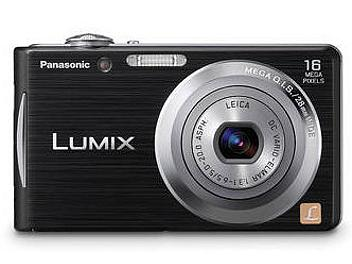 Panasonic Lumix DMC-FH5 Digital Camera - Black
