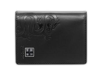 Swarovski 1114125 Dragon Black Business Card Holder