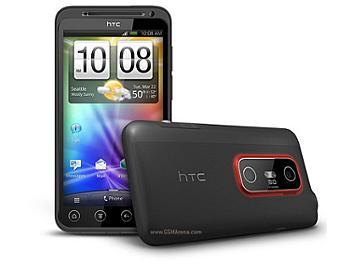 HTC EVO 3D Smartphone - Black