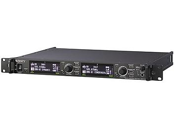 Sony DWR-R01D 2-channel Rack Mountable Digital Wireless Receiver