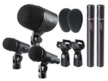 Takstar DMS-5PS Drum Microphone Set