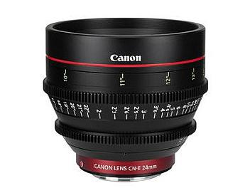 Canon CN-E 24mm T1.5 L F Cinema Lens - EF Mount