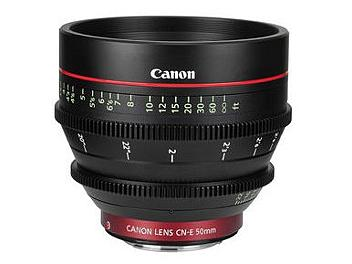 Canon CN-E 50mm T1.3 L F Cinema Lens - EF Mount