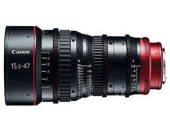 Canon CN-E15.5-47mm T2.8 L S Cinema Lens - EF Mount