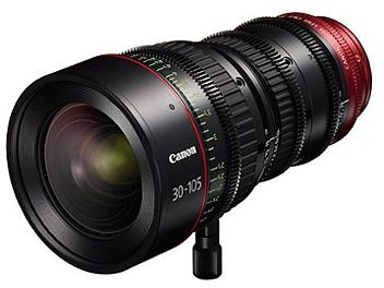 Canon CN-E30-105mm T2.8 L S Cinema Lens - EF Mount